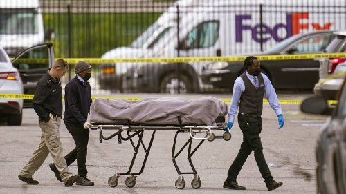 Police name gunamn in US shooting at FedEx facility in Indianapolis - NZ Herald