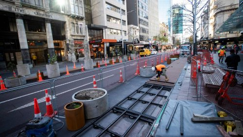 High Court action dropped against Auckland Council over Queen St pedestrianisation - NZ Herald
