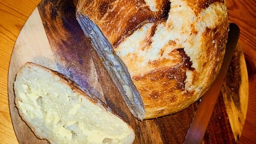 Feeling crumby? This four ingredient artisan bread recipe is the pick-me-up you need - NZ Herald