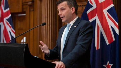 David Seymour not keen on housing bill, promises he is still a libertarian - NZ Herald