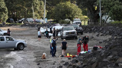 Manukau Harbour boating tragedy 'worst in number of years', boaties urged to prepare as post-lockdown activity spikes - NZ Herald