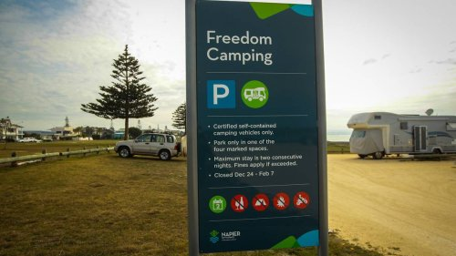 Freedom Camping: NZMCA members would not meet strict new containment laws - NZ Herald