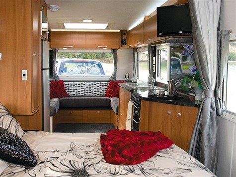 Caravan review: Southern Star 660 - Motorhomes, Caravans & Destinations NZ