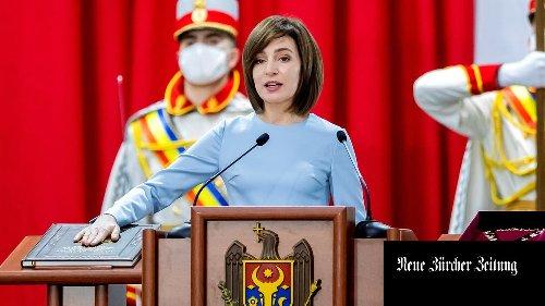 Maia Sandus zäher Kampf gegen die starken Männer in der Moldau