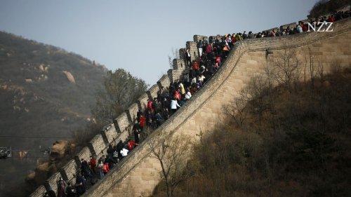 China hat sich während der Pandemie eingeigelt – das ist der Staatsführung gerade recht