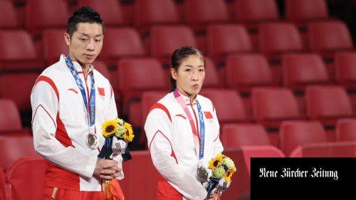 Wie China die Olympischen Spiele in Tokio politisiert