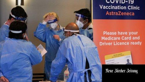 «Delta hat alles verändert» – eine Studie zeigt: Im bisher vom Virus weitgehend verschonten Australien sind Grenzöffnungen erst ab einer Impfquote von 80 Prozent möglich