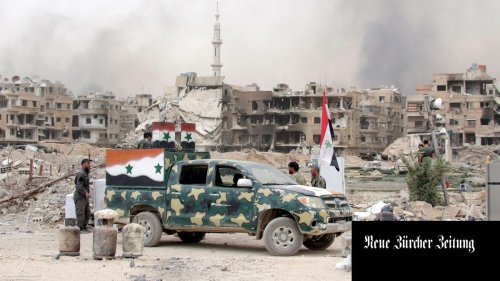 Als in Syrien die Proteste begannen, war alles bereit für das Blutbad – ein früherer Offizier der Freien Syrischen Armee erzählt