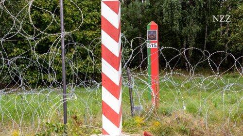 Sachsens Ministerpräsident wünscht sich Mauern und Zäune – leider hat er recht