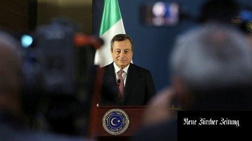 Draghi bringt Rom auf die internationale Bühne zurück