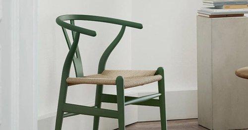 In jedes Schlafzimmer gehört ein Stuhl für getragene Kleider