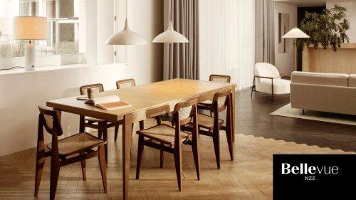 Wie man die passenden Stühle zum Esstisch findet