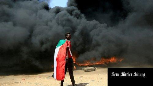 Putsch der Kopf- und Herzlosen: Der Sudan rast dem Abgrund entgegen