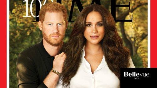 Meghan Markle trägt Dianas Uhr auf dem Cover der «Time 100»