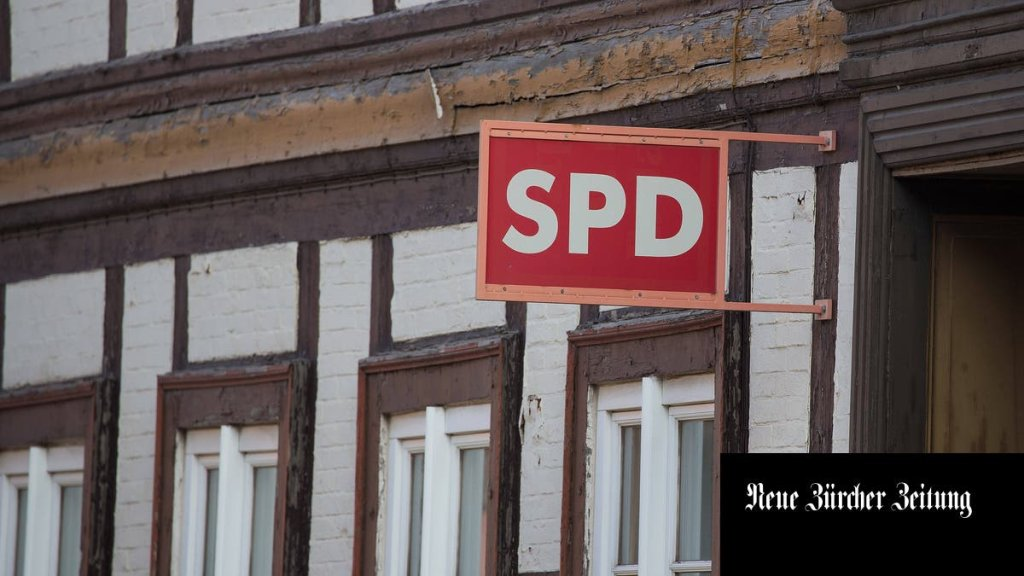 SPD - Im freien Fall diskutierend - cover
