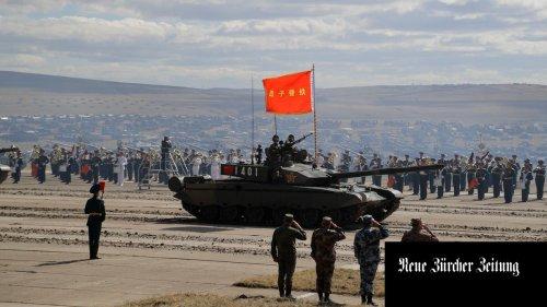 Der chinesische Drache tanzt mit dem russischen Bären: Die Annäherung der beiden Grossmächte hat Folgen für die Sicherheit des Westens