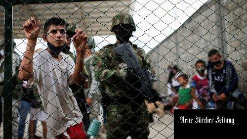 Auf der Suche nach Jobs: Bis zu 2000 Venezolaner verlassen jeden Tag ihre Heimat