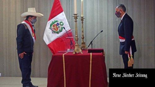 Nach Stunden der Unsicherheit: Neues Kabinett in Peru steht