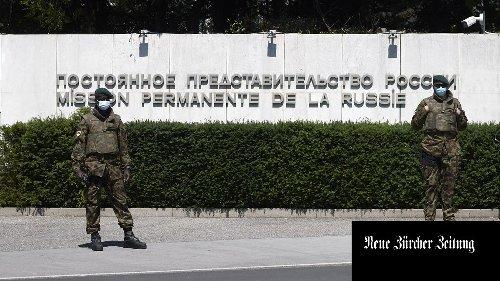 Russland hält die Erwartungen an den Gipfel in Genf bewusst klein