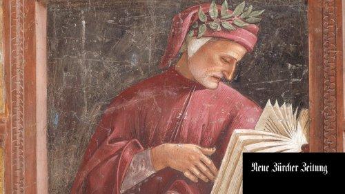 Der Dichter des grössten Risikos: Dantes «Göttliche Komödie» zeugt von unglaublichem menschlichem Wagemut
