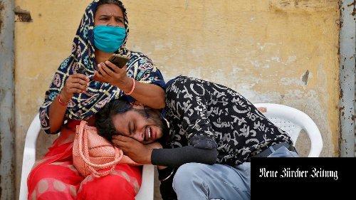 Coronavirus weltweit: EU kauft bis zu 1,8 Milliarden weitere Biontech-Impfdosen, Indien zählt über 4000 Tote an einem Tag
