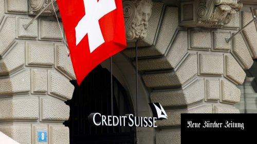 Rating-Agentur Fitch sieht Risiken bei der Credit Suisse +++ Erholung der Wall Street hält an – und weitere Wirtschaftsmeldungen