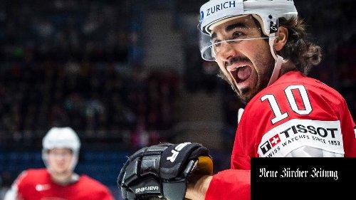 Ein Weltrekord – und ein Weltmeistertitel? Wahrheiten von Andres Ambühl, dem Bündner Perpetuum mobile im Eishockey-Nationalteam