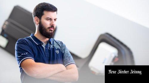 Vom Garagentüftler zum High-Tech-Unternehmer: Mate Rimac gilt als nächstes Wunderkind der E-Mobilität
