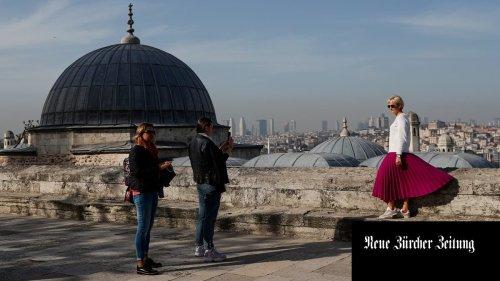 Die Türken müssen für den Tourismus grosse Opfer bringen