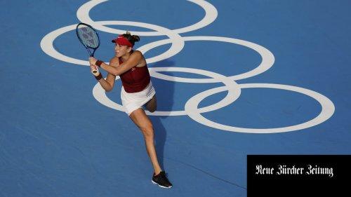 Die Befreiung nach Jahren voller Rückschläge: Belinda Bencic wird in Tokio zwei Medaillen gewinnen