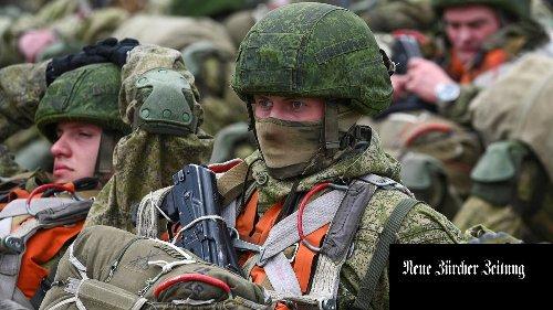 Russland ordnet überraschend den Truppenrückzug von der ukrainischen Grenze an