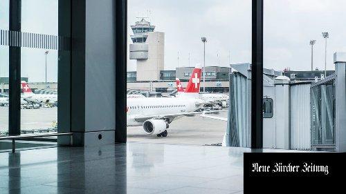 Ruhe am Himmel, Unruhe am Boden: wie die Flughafenregion Zürich auf die Massenentlassung der Swiss reagiert
