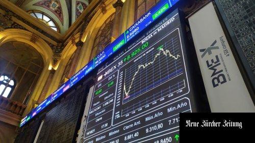 Aktienmärkte: Die «Wand der Sorgen» wächst