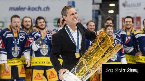 «Wir konnten uns nur selber schlagen»: Wie der EVZ-Meistercoach Tangnes die Zuger Saison nahe der Perfektion erlebte
