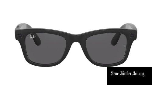 Geheimagenten-Ausstattung für jedermann: Facebook und Ray-Ban verkaufen eine filmende Sonnenbrille