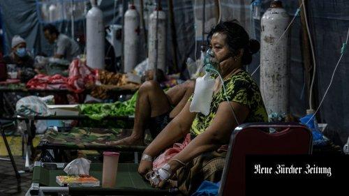 Die Corona-Lage in Südostasien spitzt sich zu – es mangelt an Impfstoff
