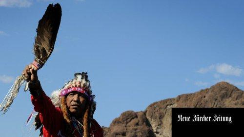 Der Powwow muss warten – aber der Kampf der Indianer geht weiter
