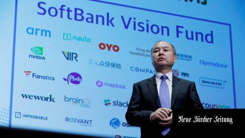 Tech-Investor Softbank steigt bei Roche ein +++ Globale Grossbanken kommen mit Rekordprofiten aus Pandemie heraus – und weitere Wirtschaftsmeldungen