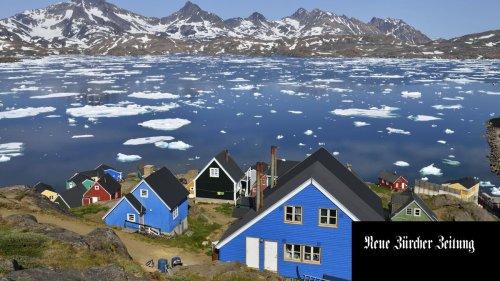 In Grönland schmilzt an einem Tag so viel Eis, dass damit ganz Florida mit 5 Zentimetern Wasser bedeckt werden könnte