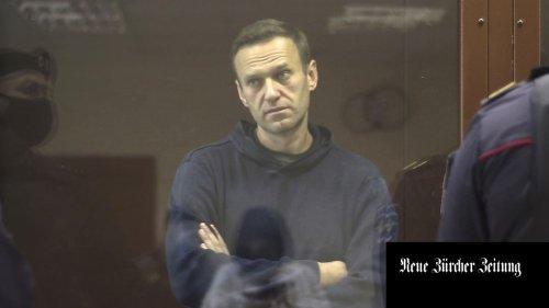 Nawalnys Organisationen sollen für extremistisch erklärt werden