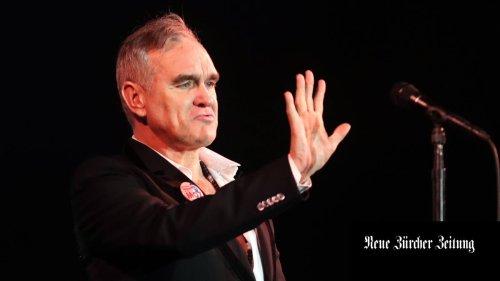 Morrissey macht sich über andere lustig. Wenn der Pop-Star aber selbst parodiert wird, schwindet sein Sinn für Humor