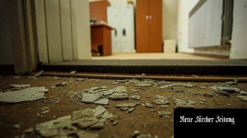Die Schweiz bereitet sich auf ein Jahrtausend-Erdbeben vor – endlich