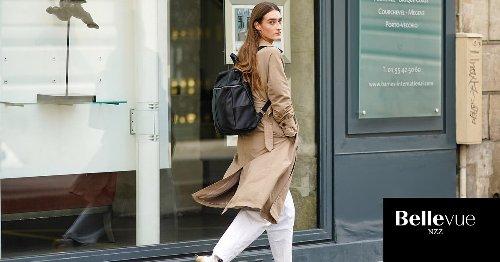 Rucksäcke sind die rückenschonende Alternative zu grossen Taschen