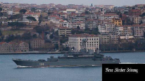 Die Türkei, der Kanal und die Schlüssel zum Schwarzen Meer