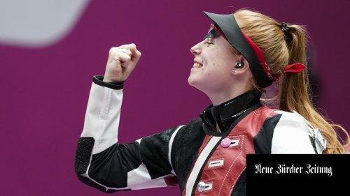 Die Schweiz hat in Tokio bereits eine erste Olympiamedaille: Die Überraschung der feinfühligen Pionierin