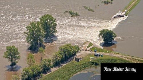 Gegen den Klimawandel zu kämpfen, reicht nicht: Zu Besuch bei den Hochwasserschützern an der Elbe
