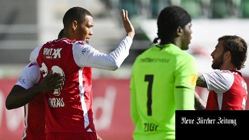 «Super League kompakt»: Sitten bezwingt den FC St. Gallen im Abstiegskampf 3:0 +++ Der FC Zürich muss weiter um den Ligaerhalt bangen