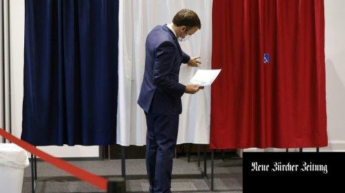 «Macrons Partei ist ein wahrhaftiges Chaos, eine Baustelle»