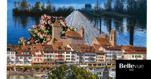 Die schönste Stadt am Zürichsee ist Rapperswil