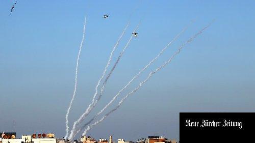 Israel erwägt im Kampf gegen die Hamas den Einsatz von Bodentruppen
